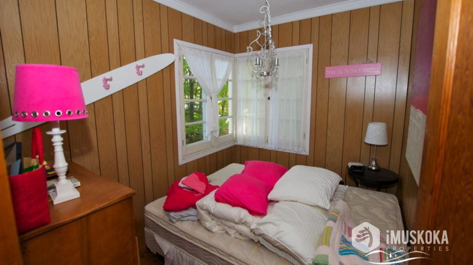 Bunkie Bedroom #1 A bunkie bedroom.