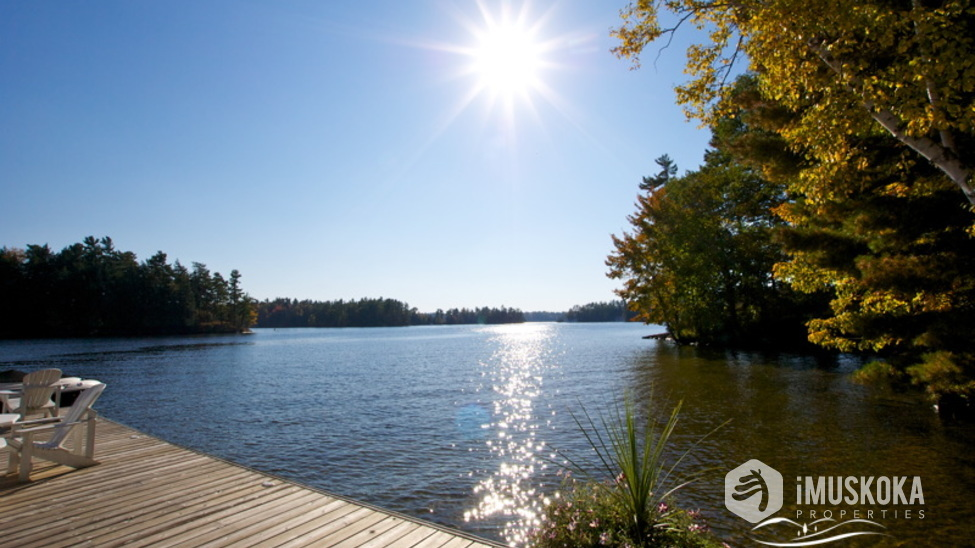 Streaming Sun Sun and sand in Beaumaris. The heart of Muskoka