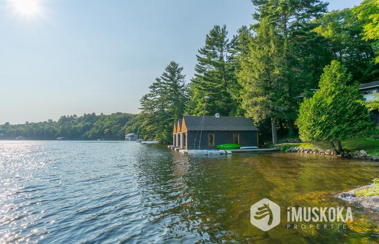 Sunny Lake Rosseau