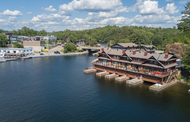 Waterfront Condo Living in Port Carling - SOLD
