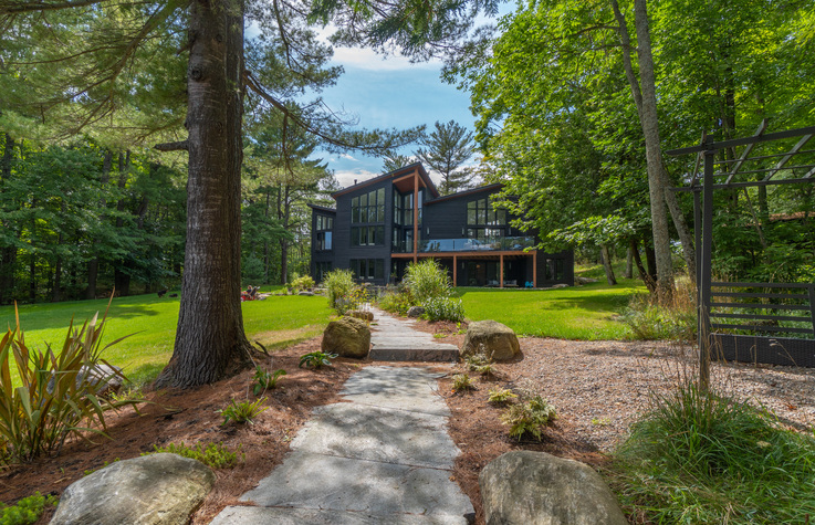 Lake Rosseau Contemporary - SOLD