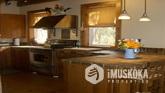 Gourmet Kitchen with Granite