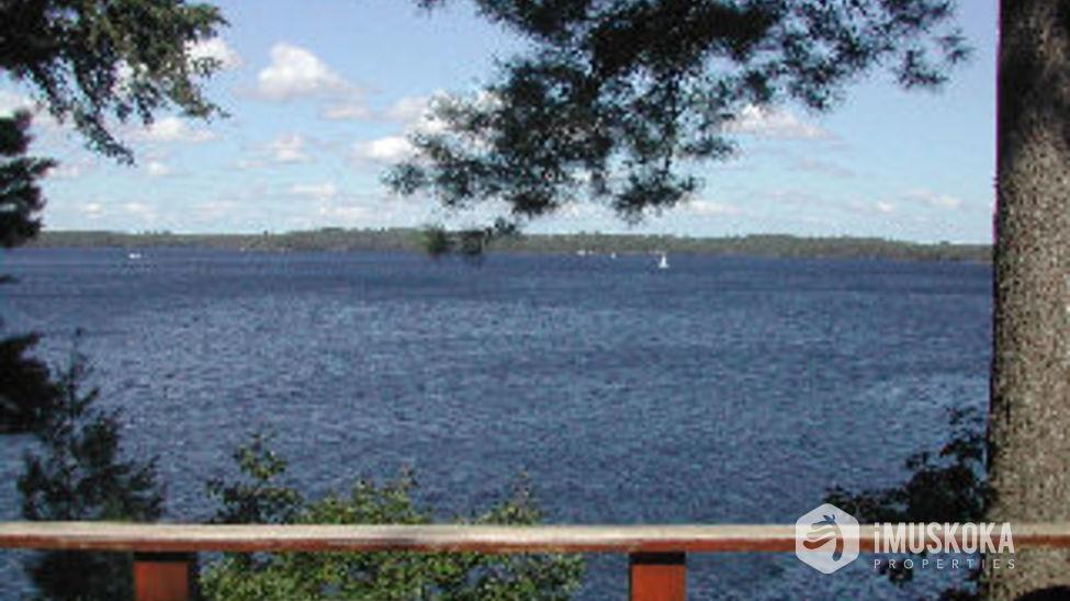 Another View views across lake joseph