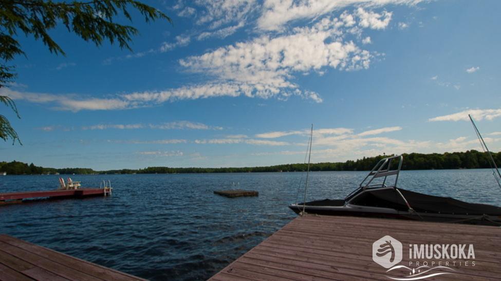 Gorgeous Views Of Lake Muskoka