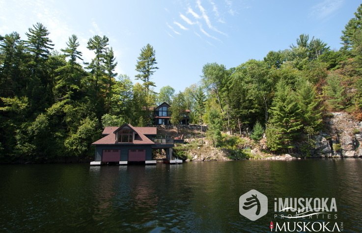Lake Rosseau - Bass Bay